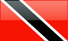 Trinidad and Tobago flag - medium - style 4