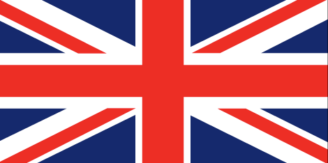 United Kingdom flag - large - style 1