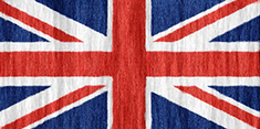 United Kingdom flag - medium - style 2