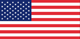 United States of America flag - small - style 1