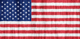 United States of America flag - small - style 2