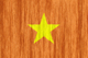Vietnam flag - small - style 2